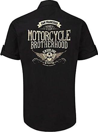 Sommerhemden (Hipster) in Schwarz: 133 Produkte bis zu −68
