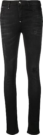 Philipp Plein ripped jeans - Black