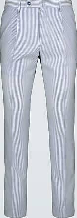 Incotex Merino wool slim-fit pants