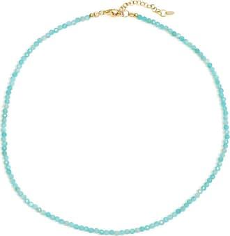 Juwelo Amazonit Halskette Amazonit Schmuck Amazonit Blau