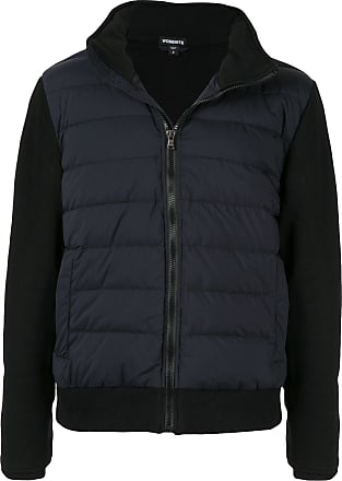 James Perse padded front jacket - Black