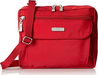 Baggallini Wander Crossbody Travel Bag, Apple, One Size