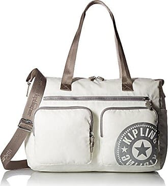 Kipling Stefany Solid Tote, lacquer pearl