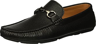 Unlisted by Kenneth Cole Mens IAN Driver Driving Style Loafer, Black, 7.5 UK