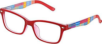 Peepers Womens Yacht Life 2567300 Rectangular Reading Glasses, Red & Madras, 3