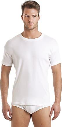 Camille Haigman Three Pack Crew Neck T-Shirt L White