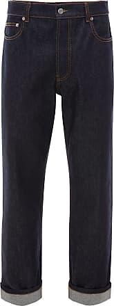 J.W.Anderson Calça jeans com modelagem solta - Azul