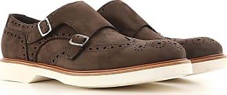 9e3dd62a4e164 Salvatore Ferragamo Zapatos Monkstrap de Hebilla para Hombre Baratos en  Rebajas Outlet