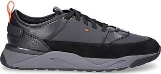 Santoni Sneakers Black 21240