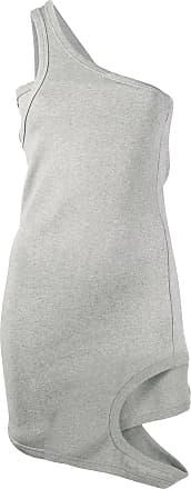 Zilver Reversed mini dress - Grey