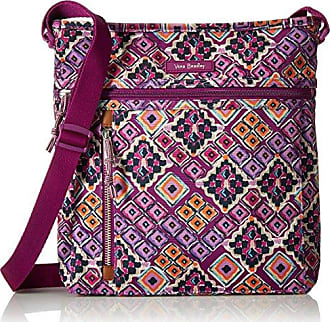 Vera Bradley Lighten Up Travel Ready Crossbody, Polyester, dream diamonds