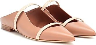 Malone Souliers Maureen 20 leather slippers
