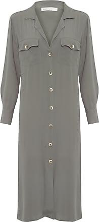 Dress To Vestido Chemise - Verde