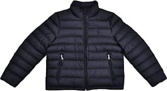 Ralph Lauren Womens Quilted Down Jacket Black Size L