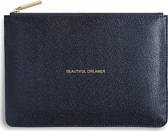 Katie Loxton Perfect Pouch - Beautiful Dreamer, Shiny Blue, One