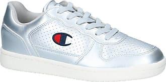 40ee07b1b7d Champion Zilveren Sneakers Champion Chicago Basket Metallic Low