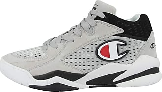 Champion Mid Zone Mid Mesh Mens Trainers Grey Size: 9.5 UK