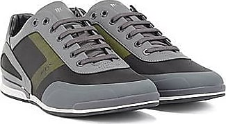 BOSS Lowtop Sneakers mit Logo-Details
