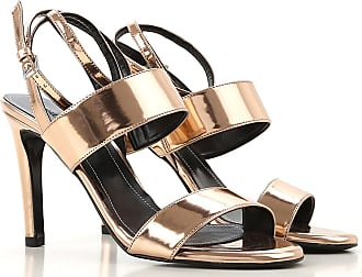 Kendall + Kylie Sandali Donna On Sale in Outlet, Metallic Rose, Altri Materiali, 2019, 36.5 37.5 38 39