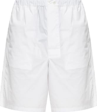 Loewe Shorts With Pockets Mens White