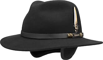 Stetson Barley VitaFelt Hat With Ear Flaps by Stetson Rain hats 0b9ede4a9863