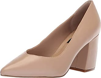 9476443490c Steven by Steve Madden Womens Pamina Pump Nude Leather 9.5 M US