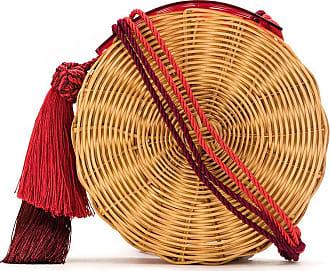 Waiwai Bolsa Petit Balaio vime - Vermelho