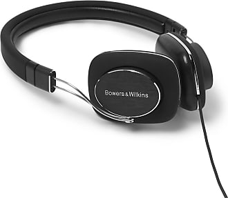Bowers & Wilkins P3 S2 Foldable Headphones - Black