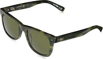 2009b1981edc Lacoste Unisex L878s Plastic Rectangular 85° Anniversary L.12.12 Sunglasses