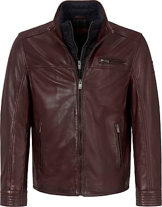 Milestone Leather jacket Milestone brown