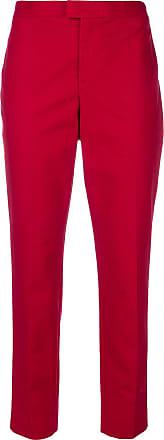 Red Valentino Calça cropped - Vermelho