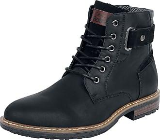 05a36aac2dd Refresh Black Boot - Herr-Känga - svart