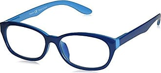 Peepers Womens Good Morning, Charlie 2366250 Oval Reading Glasses, Blue, 2.25