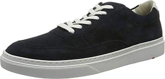 Lloyd Mens Bennie Sneaker, Pilot/White, 10.5 UK
