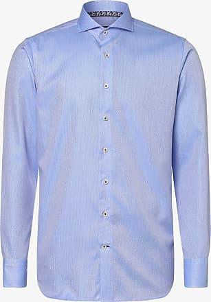 Olymp Signature Herren Hemd - Sano blau