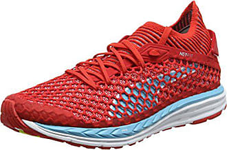 Puma Speed Ignite Netfit, Chaussures Multisport Outdoor Femme, Rouge (Poppy  Red-NRGY 64a055b3aead