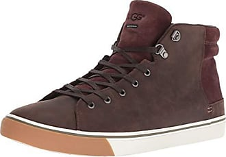 UGG Mens Hoyt II WP Sneaker, Grizzly, 07 M US