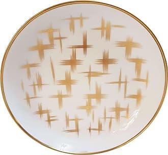 Hermès Porcelain voyage En Ikat Cereal Plate For Two, France