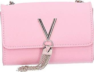 49b08eb2664e1 Mario Valentino Divina Damen Handtasche Pink