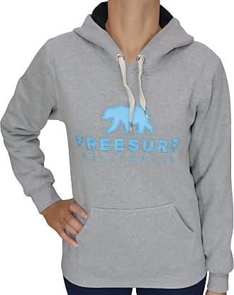 Free Surf Moletom Free Surf Cali Feminino