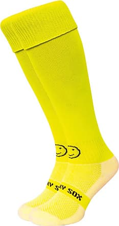Wackysox Bright Yellow Sports Socks