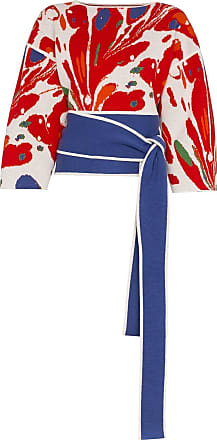 Rosie Assoulin Suéter Elads Dad em cashmere - Vermelho