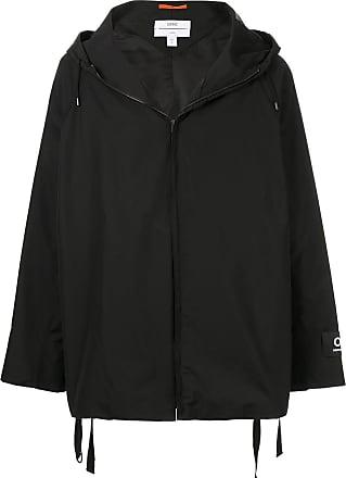 OAMC hooded zipped jacket - Black