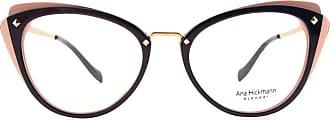 Ana Hickmann Óculos de Grau Ana Hickmann Ah 6326 H01-52