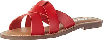 Refresh Womens 72247 Open Toe Sandals, Red (Rojo Rojo), 5.5 UK