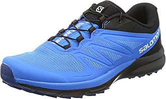 df9f3840914b2f Salomon Herren Sense Pro 2 Traillaufschuhe Mehrfarbig (Indigo  Bunting Black Snorkel Blue 000
