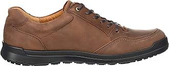 Ecco Ecco Howell, Low-Top Sneakers Mens, Brown (COGNAC02053), 14.5 UK EU