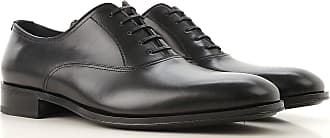 Salvatore Ferragamo Lace Up Shoes for Men Oxfords, Derbies and Brogues On Sale in Outlet, Black, Leather, 2019, 10 5.5 6 6.5 7 7.5 8.5