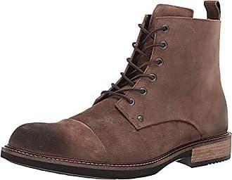 a8e3411b4d Ecco Mens Kenton Vintage Boot Ankle, Cocoa Brown Artisan lace 44 M EU (10