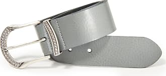 Uta Raasch Nappa leather belt Uta Raasch grey